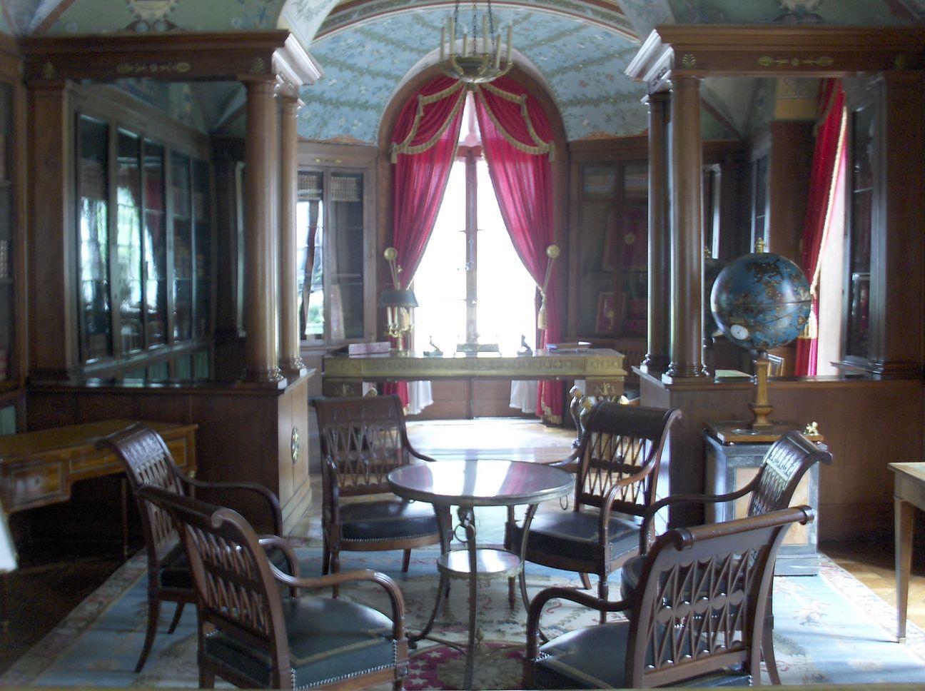 Joséphine est toujours chez elle à Rueil Malmaison et BoisPréau