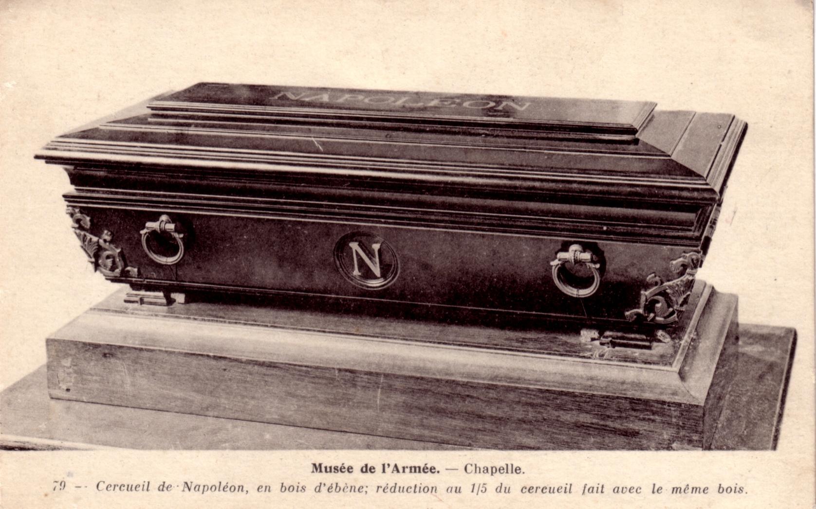 cercueil imperial